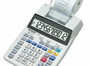Sharp EL1750V Szalagos számológép