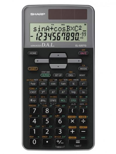 Sharp EL520TGGY Tudományos számológép