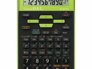Sharp EL531THBGR számológép Tudományos (Zöld)
