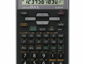 Sharp EL531THBGY számológép Tudományos (Szürke)