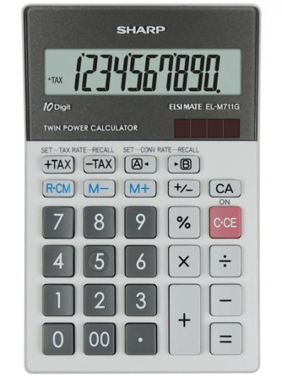 Sharp ELM711PGGY számológép