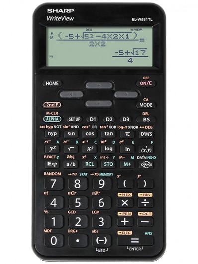 Sharp ELW531TLBBK Tudományos számológép fekete