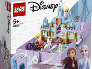 LEGO Disney Anna és Elza mesekönyve 43175