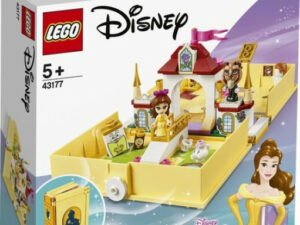 LEGO Disney Belle mesekönyve 43177