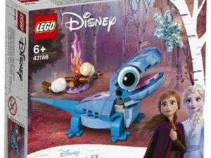 LEGO Disney Princess Bruni a szalamandra