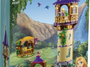 LEGO Disney Aranyhaj tornya 43187