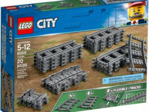 LEGO City Sínek