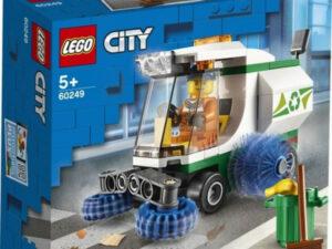 LEGO City Utcaseprő gép 60249