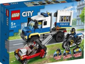 LEGO City Rendőrségi rabszállító 60276