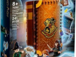LEGO Harry Potter Roxfort: Átváltozástan óra 76382