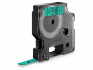 DYMO D1 9mm x 7m zöld-fekete 40919 (For Use)