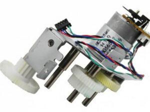 LEX 40X8084 Pick lift motor gearbox MX51X
