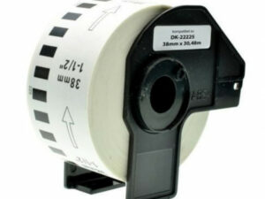 BROTHER DK22225 papírszalag (For Use)