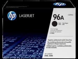 HP C4096A Toner Black 5k No.96A (Eredeti) 2017/18-as gyártás