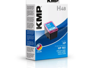 HP CC656AE Color No.901XL KMP (For Use)