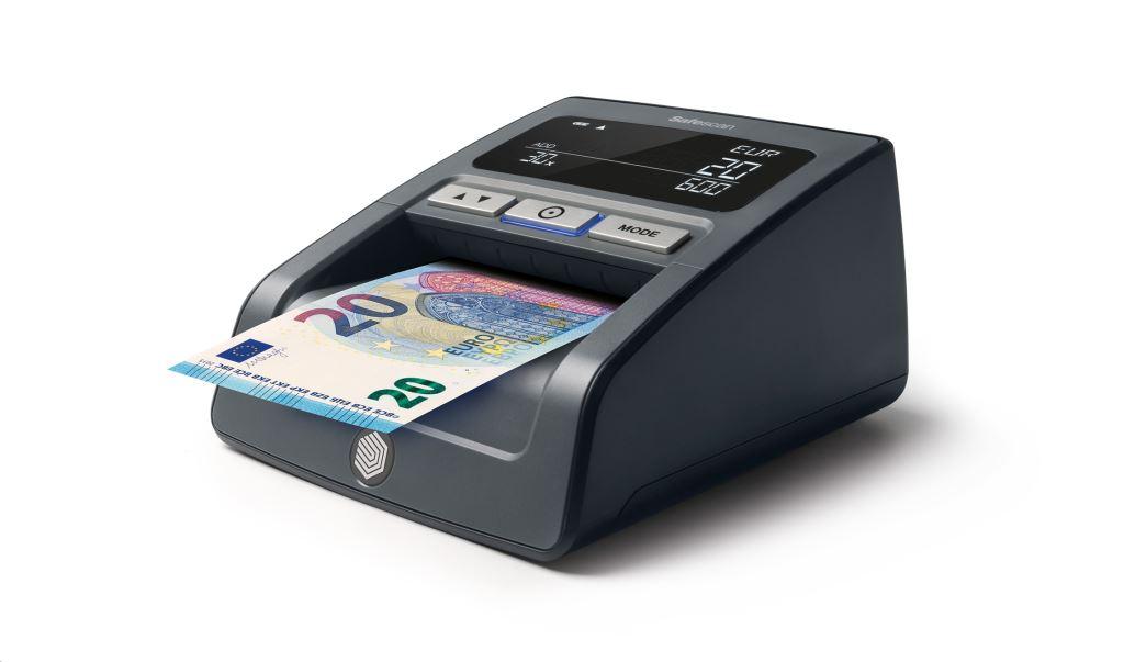 Bankjegy vizsgáló/számláló