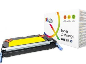 HP Q7562A Toner Y (For use)