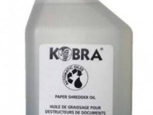 Kobra iratmegsemmisítőhöz karbantartó olaj 1L