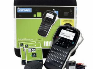 Dymo LM280 elektromos feliratozógép készlet táskában