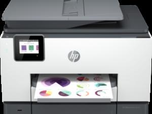 HP OfficeJet 9022E A4 színes tintasugaras multifunkciós nyomtató