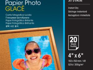 Epson 10x15 Fényes Fotópapír 20Lap 200g (Eredeti)
