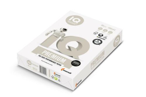 A/4 IQ Premium 80g. másolópapír