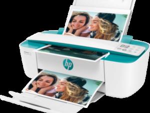 HP DeskJet 3762 A4 színes tintasugaras multifunkciós nyomtató zöld