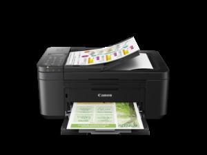 Canon PIXMA TR4650 színes tintasugaras multifunkciós nyomtató fekete
