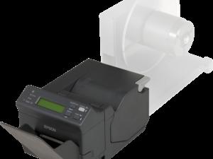 Epson TM-L500A (107) Check-in asztali nyomtató