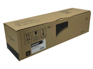 SHARP AR020T CARTRIDGE WHITE BOX T (For Use)